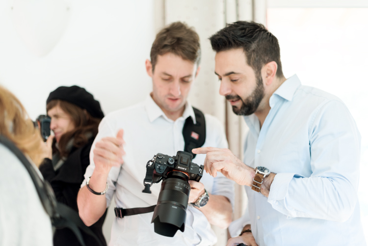 Cours formation photographie