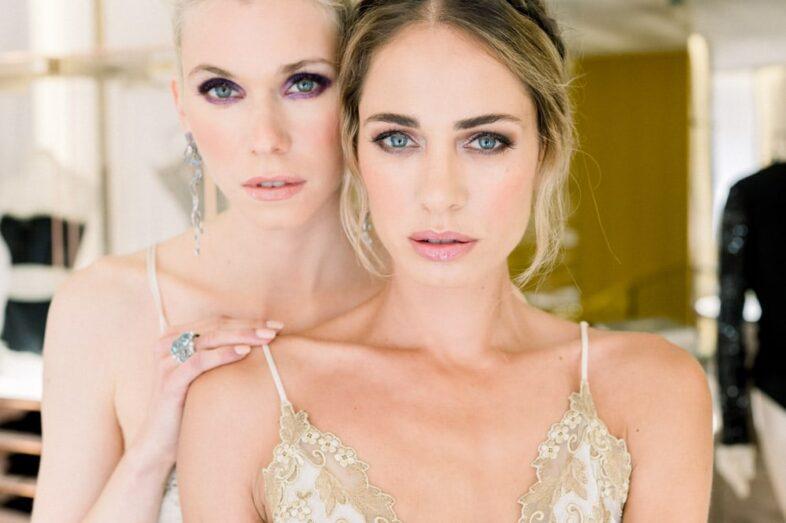 la perla lingerie Paris Photographe Mode